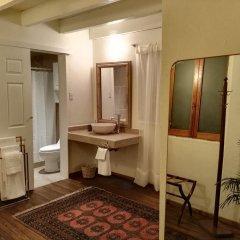 Отель Casa Aldama Мексика, Мехико - отзывы, цены и фото номеров - забронировать отель Casa Aldama онлайн ванная фото 2
