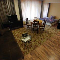 Отель Studio Central Square Болгария, Пловдив - отзывы, цены и фото номеров - забронировать отель Studio Central Square онлайн комната для гостей фото 2