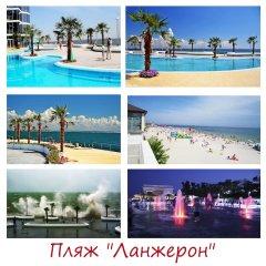 Гостиница Day & Night пляж фото 2
