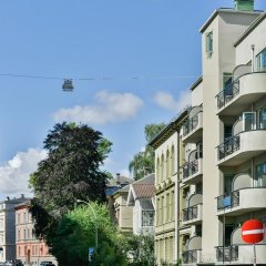 Апартаменты Forenom Serviced Apartments Oslo Rosenborg