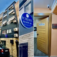1460 Alsancak Турция, Измир - отзывы, цены и фото номеров - забронировать отель 1460 Alsancak онлайн вид на фасад