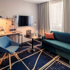 Отель Mercure Poznań Centrum Польша, Познань - 2 отзыва об отеле, цены и фото номеров - забронировать отель Mercure Poznań Centrum онлайн фото 12