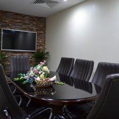 Отель Crystal Plaza Шарджа помещение для мероприятий фото 2
