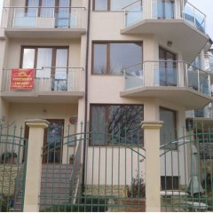 Апартаменты Izgrev Apartments вид на фасад