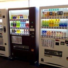 Hotel Livemax Tokyo Shiomi Ekimae питание
