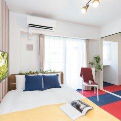 Residence Hotel Hakata 18 Фукуока комната для гостей фото 5