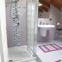 Отель Il Gelsomino Италия, Ферно - отзывы, цены и фото номеров - забронировать отель Il Gelsomino онлайн ванная