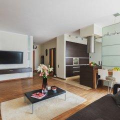 Отель P&O Apartments Arkadia 8 Польша, Варшава - отзывы, цены и фото номеров - забронировать отель P&O Apartments Arkadia 8 онлайн комната для гостей фото 4