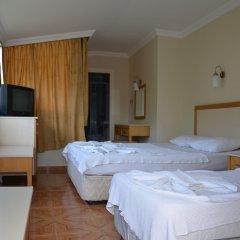 Отель CLASS BEACH MARMARİS Мармарис сейф в номере