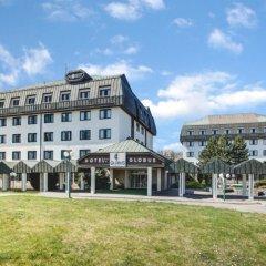 Globus Hotel вид на фасад фото 3