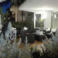 Hotel Baden Baden Римини гостиничный бар