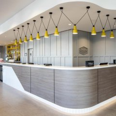 Отель Hampton by Hilton Belfast City Centre интерьер отеля фото 3