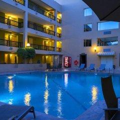 Отель Araiza Hermosillo Мексика, Эрмосильо - отзывы, цены и фото номеров - забронировать отель Araiza Hermosillo онлайн бассейн