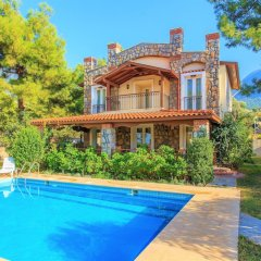 Villa Xanthos 312 Турция, Олудениз - отзывы, цены и фото номеров - забронировать отель Villa Xanthos 312 онлайн бассейн фото 3