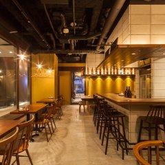 Отель APA Hotel Ginza-Kyobashi Япония, Токио - отзывы, цены и фото номеров - забронировать отель APA Hotel Ginza-Kyobashi онлайн гостиничный бар
