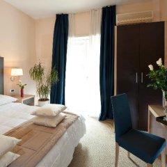 Отель c-hotels Club House Roma 4* Стандартный номер с различными типами кроватей фото 21