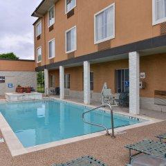 Отель Comfort Inn & Suites Frisco - Plano с домашними животными