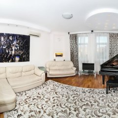 Гостиница ApartExpo on Kutuzovsky 35 комната для гостей фото 3