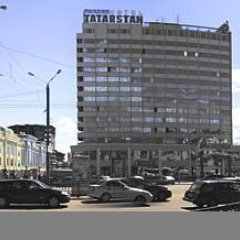 Гостиница Татарстан Казань