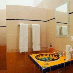 Hotel Del Peregrino ванная фото 2