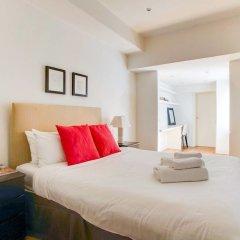 Отель Stunning 1 bed Apartment South Ken/knightsbridge Великобритания, Лондон - отзывы, цены и фото номеров - забронировать отель Stunning 1 bed Apartment South Ken/knightsbridge онлайн комната для гостей фото 4