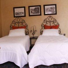Отель Riad Porte Des 5 Jardins Марокко, Марракеш - отзывы, цены и фото номеров - забронировать отель Riad Porte Des 5 Jardins онлайн комната для гостей фото 2