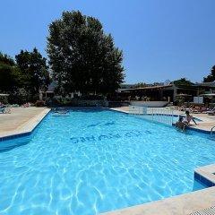 Отель Gelli Apartments Греция, Кос - отзывы, цены и фото номеров - забронировать отель Gelli Apartments онлайн бассейн