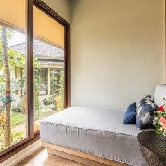 Отель Rummana Boutique Resort Таиланд, Самуи - отзывы, цены и фото номеров - забронировать отель Rummana Boutique Resort онлайн балкон