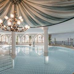 Отель Das Central – Alpine . Luxury . Life бассейн фото 4