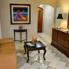 Hotel Plaza Del General комната для гостей фото 2
