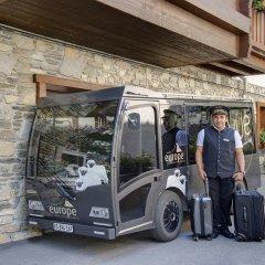 Отель Europe Hotel & Spa Швейцария, Церматт - отзывы, цены и фото номеров - забронировать отель Europe Hotel & Spa онлайн городской автобус
