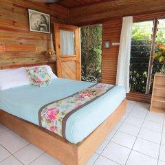 Отель Coconut Grove Beachfront Cottages комната для гостей фото 4
