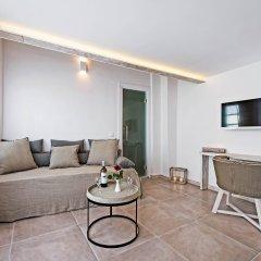 Отель Athina Luxury Suites Греция, Остров Санторини - отзывы, цены и фото номеров - забронировать отель Athina Luxury Suites онлайн комната для гостей фото 4