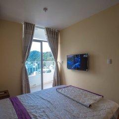 Отель Cozzy Seaview Apartment Вьетнам, Вунгтау - отзывы, цены и фото номеров - забронировать отель Cozzy Seaview Apartment онлайн комната для гостей фото 3