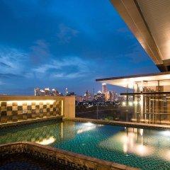 Отель AETAS lumpini бассейн