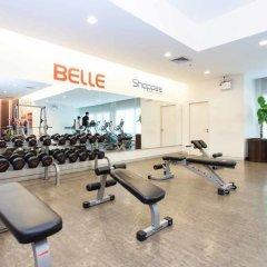 Отель J.J Belle Condo In Bangkok Бангкок фитнесс-зал