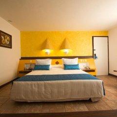 Отель Comfort Inn Palenque Maya Tucán комната для гостей фото 4