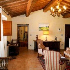 Отель Podere Il Castello Ареццо удобства в номере