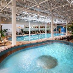 Отель Millennium Hilton Seoul Южная Корея, Сеул - 1 отзыв об отеле, цены и фото номеров - забронировать отель Millennium Hilton Seoul онлайн бассейн