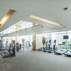 Отель Urbana Sathorn Бангкок фитнесс-зал фото 3
