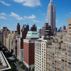 Отель Kitano New York балкон