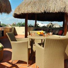 Maya Villa Condo Hotel And Beach Club Плая-дель-Кармен питание фото 3