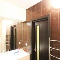 Гостиница Apart Lux на Стромынке в Москве 6 отзывов об отеле, цены и фото номеров - забронировать гостиницу Apart Lux на Стромынке онлайн Москва ванная