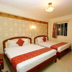 Отель Galaxy Hotel Ngan Ha Вьетнам, Нячанг - 9 отзывов об отеле, цены и фото номеров - забронировать отель Galaxy Hotel Ngan Ha онлайн комната для гостей фото 3