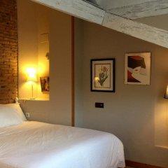 Отель Apartamentos Alquitara сейф в номере