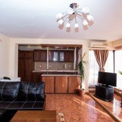 Отель Avenue Болгария, Бургас - отзывы, цены и фото номеров - забронировать отель Avenue онлайн комната для гостей фото 4
