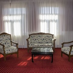 Отель Seminario Bilbao Испания, Дерио - отзывы, цены и фото номеров - забронировать отель Seminario Bilbao онлайн интерьер отеля фото 2