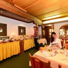 Отель Sport- und Familienhotel Riezlern питание фото 3
