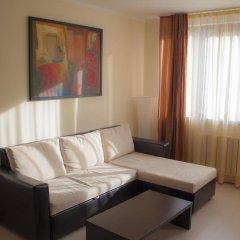 Отель Borovets Gardens Aparthotel Болгария, Боровец - отзывы, цены и фото номеров - забронировать отель Borovets Gardens Aparthotel онлайн комната для гостей фото 3