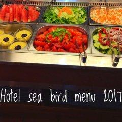 Sea Bird Hotel Сивота питание фото 3